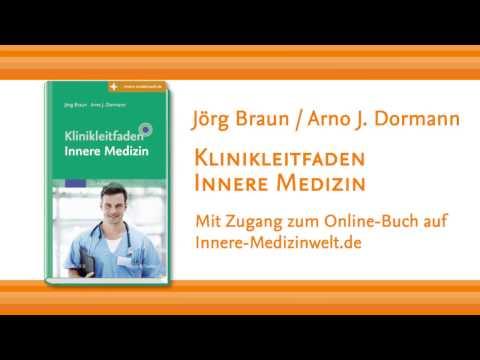 Klinikleitfäden erklärt am Beispiel Innere Medizin von Jörg Braun
