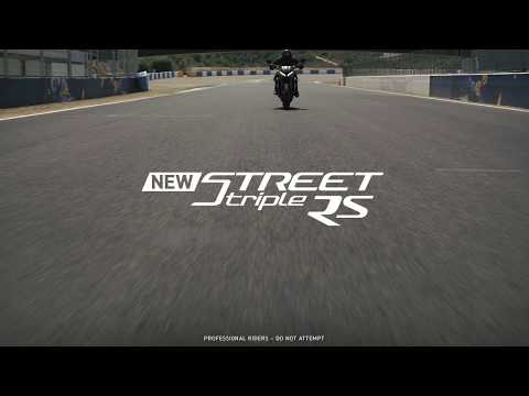 2020 Triumph Street Triple RS in Enfield, Connecticut - Video 1