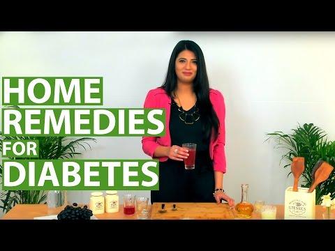 Dornblätter von Diabetes