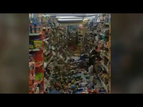 Gempa 7,3 Magnitudo Melanda Venezuela