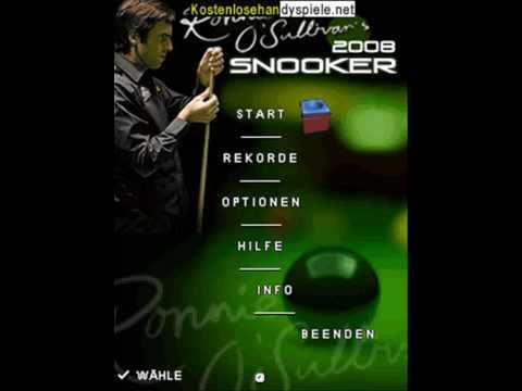 Ronnie O'Sullivan's Snooker IOS
