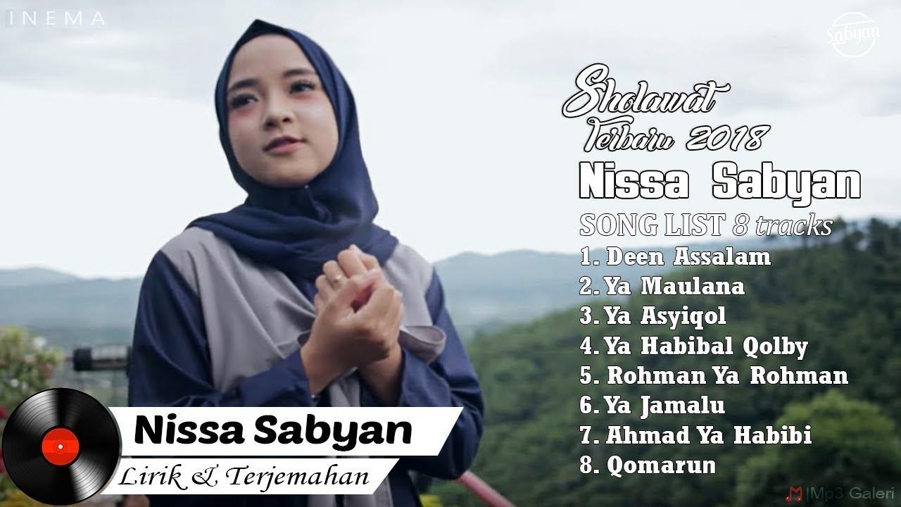 Download Lagu Nissa Sabyan Full Album Stafaband Gudang Lagu