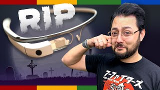 The Death Of Google Glass Explorer Edition