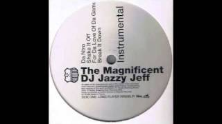 Dj Jazzy Jeff - Mystery Men (Instrumental)
