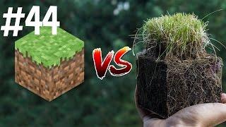 Minecraft vs Real Life 44