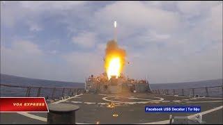 Truyền Hình VOA 2/10/18: Tàu Chiến Mỹ Tiến Gần Quần đảo Trường Sa