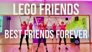 LEGO Friends 'Best Friends Forever' Kids Dance Routine || Dance 2 Enhance Academy