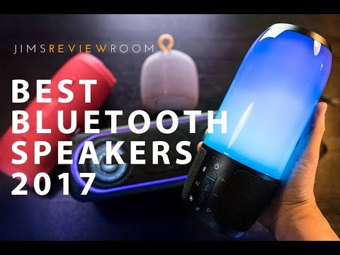 BEST Bluetooth Speakers TESTED & REVIEWED – LIST for 2018