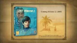 Lost Horizon 2 video