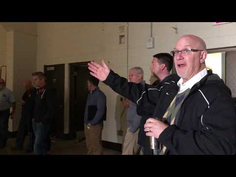 Video: Speaking of the old pool at Sullivan North High School