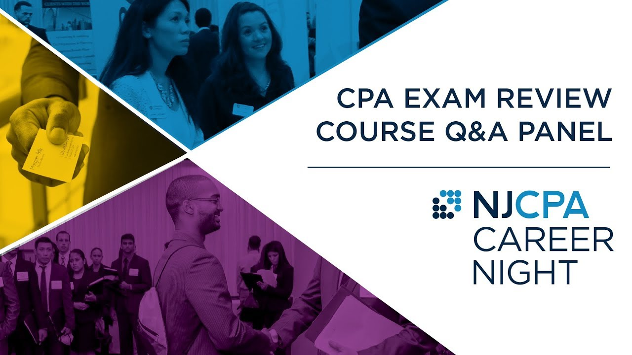 CPA Exam Review Course Q&A Panel