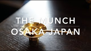 The Munch in Osaka Japan **most expensive coffee**