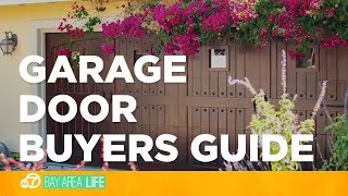 A Complete Buyers Guide For Garage Doors!