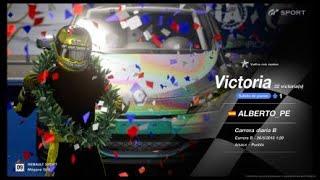 🚩Gran Turismo SPORT Online🚩 Road to Trophy, Record de victorias, 32 Victorias, C.B.Renault S. Megane
