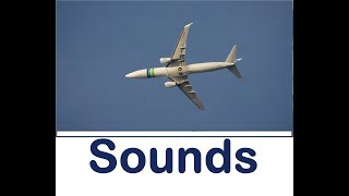 Airplane Landing Sound Effects All Sounds