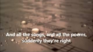 Tom Odell Hold Me (Lyric Video) Album Version