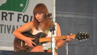 Angel Olsen - Unfucktheworld - Live at Newport Folk Fest 2015 -7-24-15