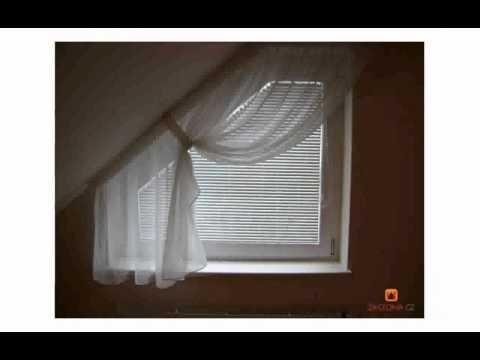idee vorhang dachschr ge gaube die neuesten. Black Bedroom Furniture Sets. Home Design Ideas