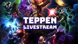 Teppen Livestream - Capcom's New Collectible Card Game