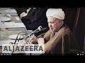 Iran's former president Hashemi Rafsanjani dies at 82