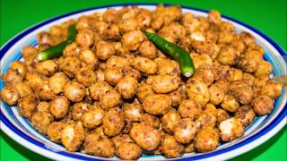 Nut crackers/Spicy peanuts/Indian Snacks Recipe