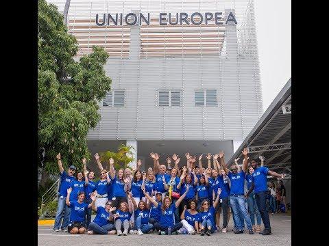 Open Day de la Unión Europea en la República Dominicana
