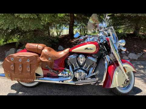 2017 Indian Chief® Vintage in Muskego, Wisconsin - Video 1