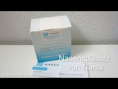 541 - Nasenspülsalz - von Narsa