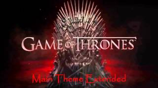 Game Of Thrones - Main Theme Extended (5 Hours)