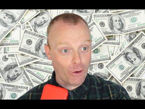 Tiny Tim calling a Loan Shark gone wrong!