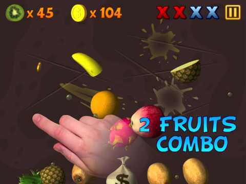 Video of Fruit Slasher 3D