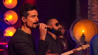 2013 12 21   VH1 Buzz (Day 5)   Backstreet Boys Performing Show 'Em (What You're Made Of)