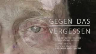 Projekt Gegen das Vergessen Babyn Jar Kiew Ukraine
