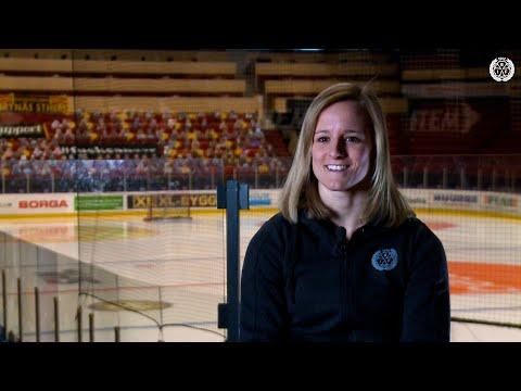 Youtube: Lara Stalder om slutspel, att ha Katerina Mrazova tillbaka och om poängrekordet