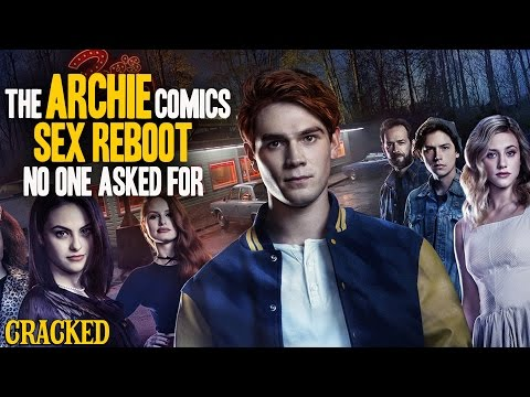 The Archie Comics Sex Reboot No One Asked For