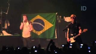 Boys Like Girls - Heart Heart Heartbreak @ São Paulo/Brasil