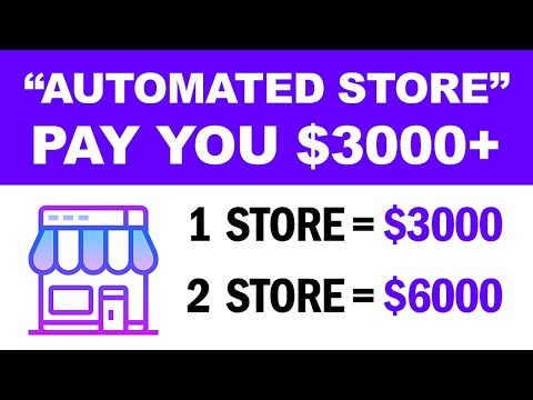 """, title : 'Earn $3,000+ From FREE """"Automated Store"""" Online (5 Min Setup) Make Money Online 