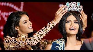 STEFANY GUTIERREZ - Miss Venezuela 2017 - FULL Performance