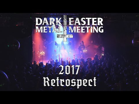 Aftermovie Dark Easter Metal Meeting 2017