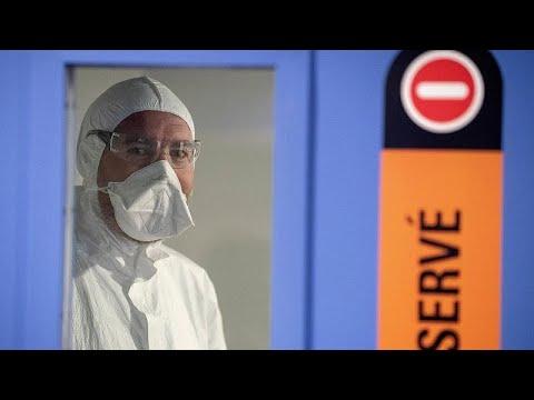 COVID-19: Μισό εκατομμύριο νέα κρούσματα σε μία μέρα – Lockdowns στην Ευρώπη…