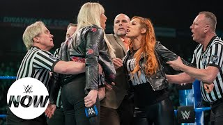 Charlotte Flair doesn't care about WrestleMania match backlash: WWE Now