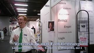 VoF Bokmässan 2017 – Lennart Gullbrandsson, del 2