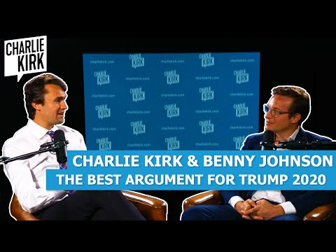 The Best Argument For President Trump's Re-Election