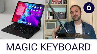 MAGIC KEYBOARD ANÁLISIS: el accesorio perfecto para el iPad Pro