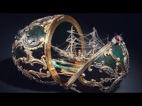 The World's Great Treasure - Imperial Faberge Eggs of Russia