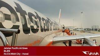 TRIP REPORT | Jetstar Pacific (ECONOMY) | Ho Chi Minh City - Hanoi | Airbus A320