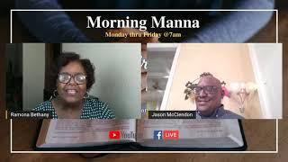 Morning Manna - April 7 2021