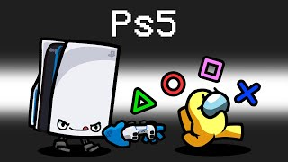 *PLAYSTATION 5* Mod in Among Us