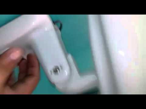 Ventilador de pared, con control remoto, marca Navia