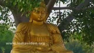 Buddha's Statue at Ramoji Film City